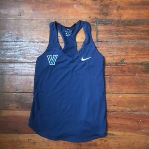 Nike Dri Fit Villanova University Tank Top S